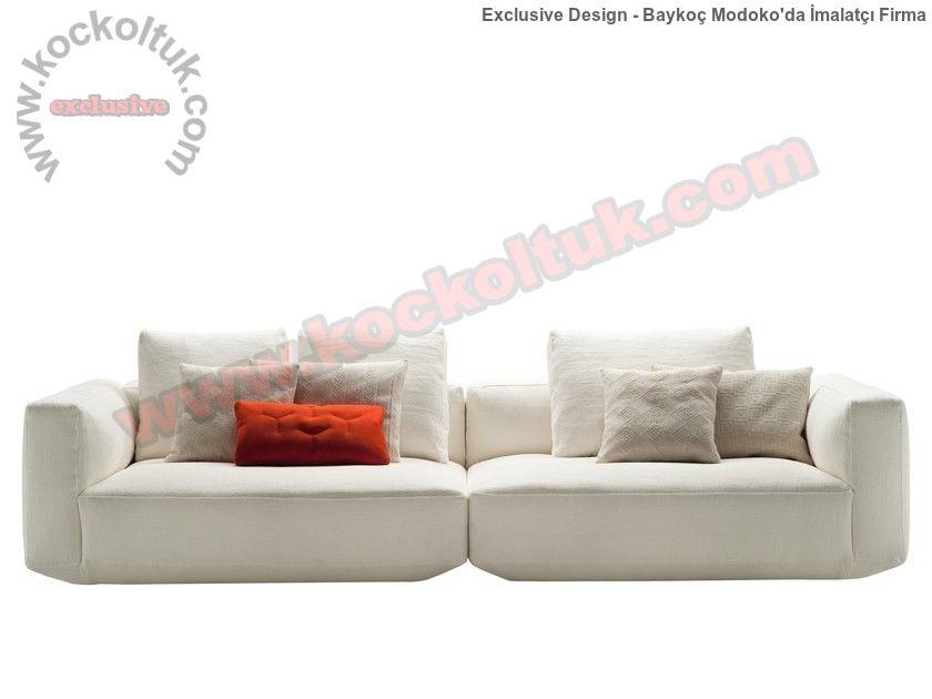 Luxury Dekoratif Modern Kanepe Modeli Özel Ölçü Üretim