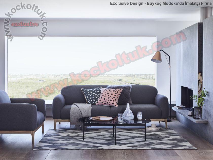 Luxury Tasarım Modern Kanepe Özel Üretim Lüks Dekorasyon