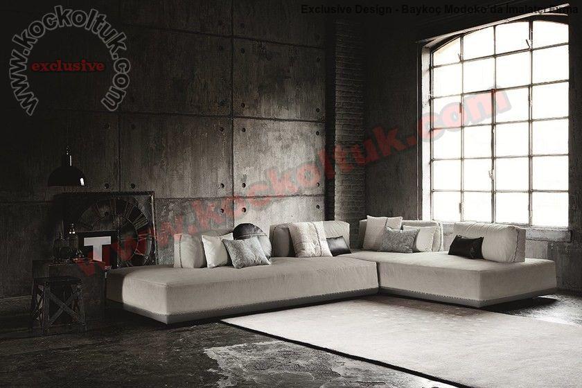 Luxus Modüler Modern Lüks Koltuk Takımı Özel Tasarım