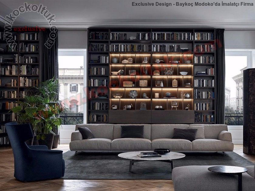 Marie Luxury Modern Koltuk Kanepe Modeli Özel Ölçü Üretim