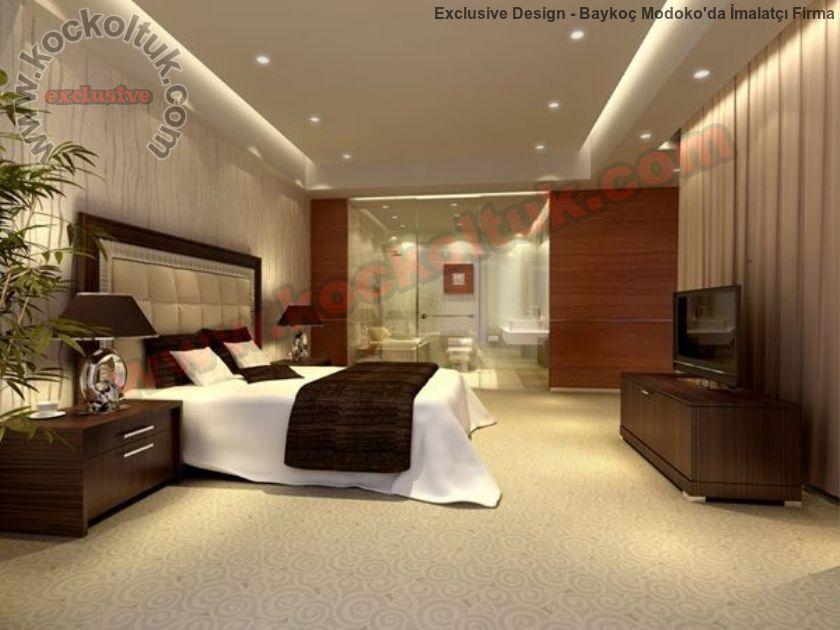 Modern Otel Odası Koltuk Mobilya Üretimi