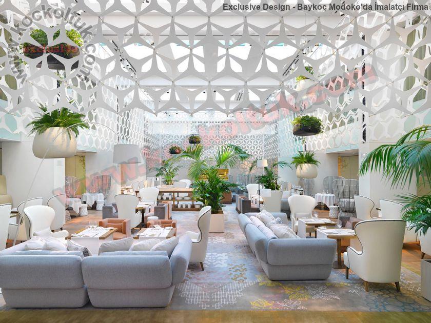 Otel Loby Lüks Ve Modern Tasarımlar Koltuklar Mobilyalar Masalar
