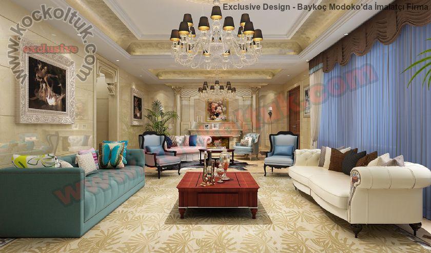 Ultra Lüks Otel Odası Koltuk Mobilya Üretimi Ve Tadilat İşleri