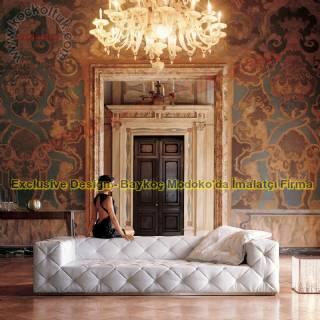 Baklava Dilimli Tasarım Kanepe Luxury Elegance Modeller