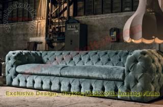 Baxter Tasarım Kanepe Özel Üretim Dekoratif Luxury Modeller