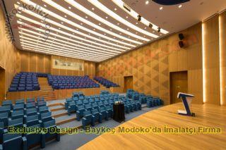 Konferans Salonu Uygulamaları