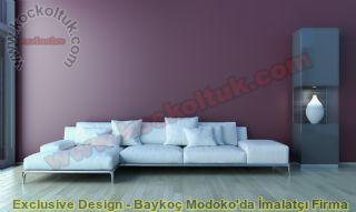 L Tasarım Kanepe Özel Ölçü Üretim Dekoratif Modeller