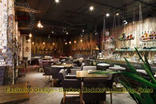 Kafe Restoran İşleri Koltuklar Sedirler Mobilyalar Sandalyeler Masalar