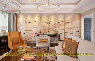 Lüks Otel Odası Koltuk Mobilya Üretimi