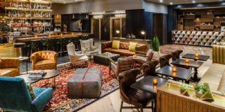 Lüks Otel Restoran Tasarımı Koltuklar Masalar Mobilyalar