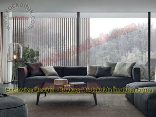 Ultra Relax Koltuk Takımı Luxury Modern Koltuk Takımı Özel Ölçü Üretim Zengin Renk Seçenekleri