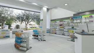 Eczane Mobilya Dekorasyon Tasarım Dizayn Dolaplar Banko