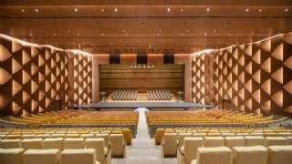 Konferans Salonu Dekorasyonu Mobilya Ve Koltuklar