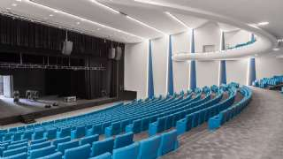 Konferans Salonu Mobilya Dekorasyon Koltuk Tasarım