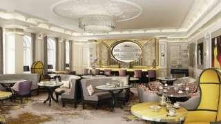 Lüks Otel Cafe Restoran Tasarımı Koltuk Mobilyalar
