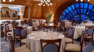 Lüks Otel Restoran Masa Sandalye Tasarımı
