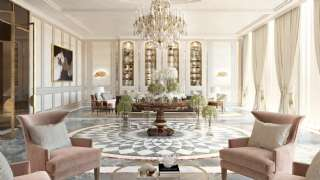 Lüks Otel Tasarımı Luxury Otel Odası