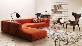 Modern Köşe Koltuk Takımı Dekoratif Ve Rahat Tasarımlar