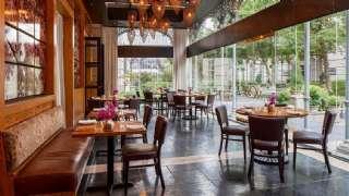 Otel Cafe Restoran Koltuk Masa Tasarımı