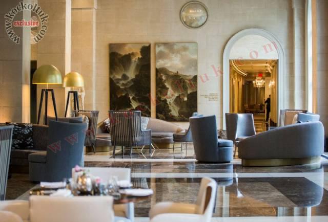 Lüks Otel Koltuk Tasarımı Modern Lüks Tasarımlar