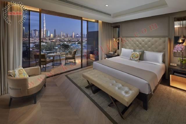 Lüks Otel Tasarımı Lüks Yatak Odası Takımı