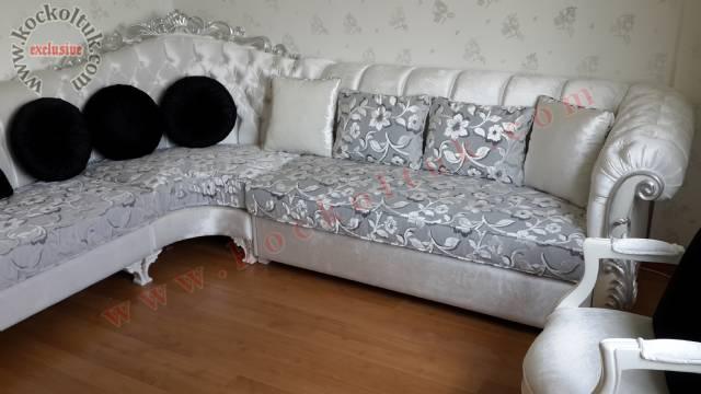 Yataklı Avangard Köşe Koltuk