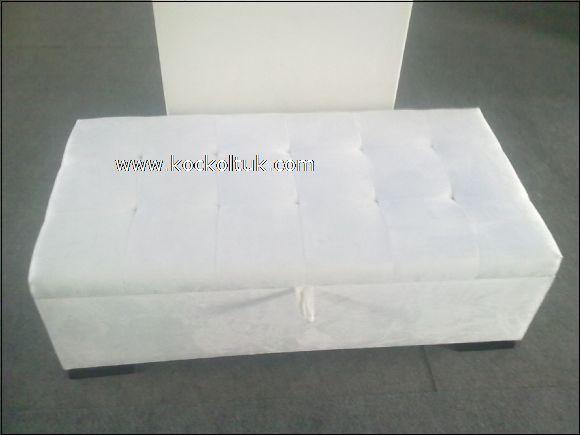 beyaz sandıklı puf