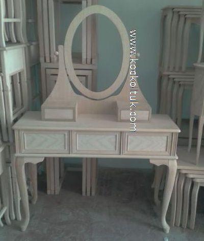 cilasız tuvalet masası