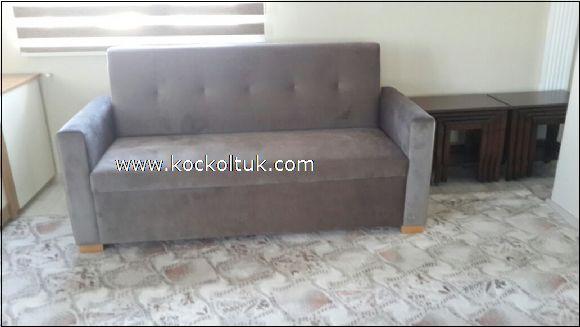 düz kol modern koltuk