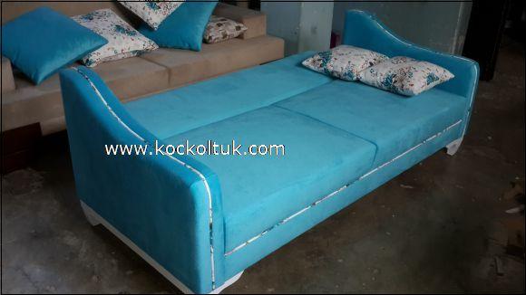 yataklı modern  koltuk