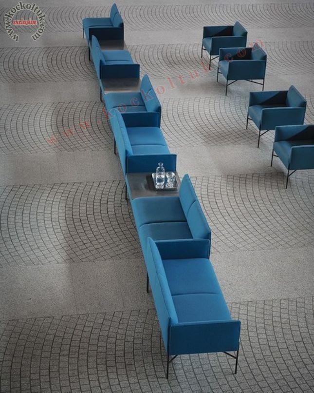 lobi koltuk modeli modern özel üretim