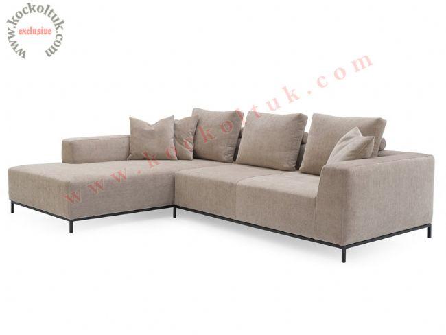 Chaise longue L Koltuk Takımı modern tasarım
