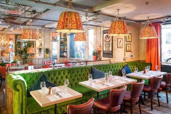 Chester Koltuk Özel Üretim Otel Restoran Cafe Tasarımı