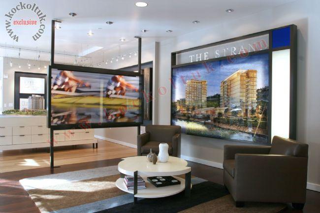 Modern Ofis Tasarımı Koltuk Mobilya