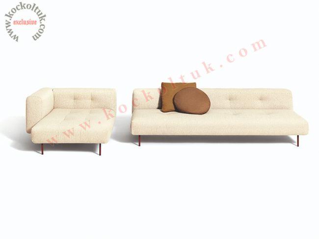 modüler modern köşe koltuk takımı