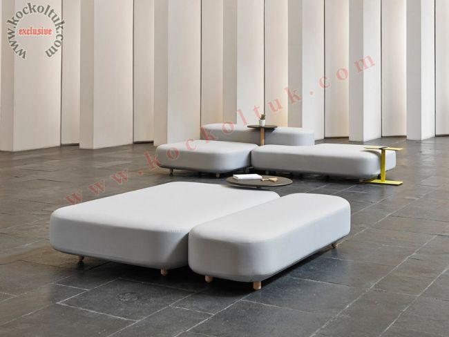 Özel Tasarım Modern Bekleme Salonu Koltuk Tasarımları