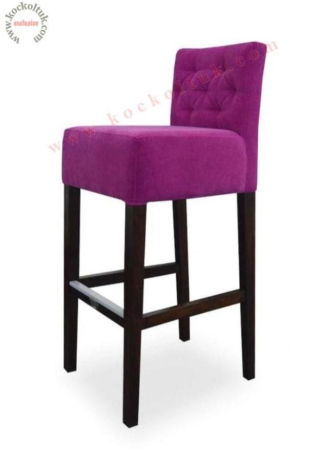 Yüksek Bar Sandalye Modeli Yüksek Sandalye